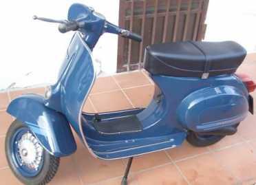eine kleinanzeige lesen verkauft motorroller 125 cc vespa. Black Bedroom Furniture Sets. Home Design Ideas