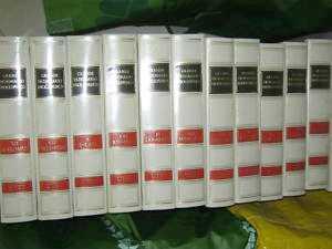 Foto verkauft sammlungsgegenstände grande dizionario enciclopedico
