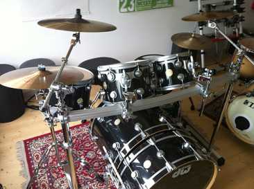 Foto: Verkauft Sammlungsgegenstand DW DRUMS COLLECTOR'S - DW DRUMS COLLECTOR'S - DW DRUMS COLLECTOR'S