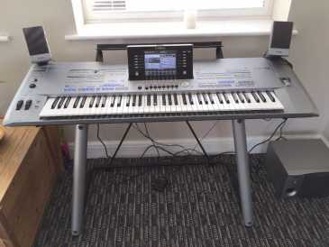Foto: Verkauft Synthesator YAMAHA - YAMAHA TYROS 5 76-KEY ARRANGER WORKSTATION