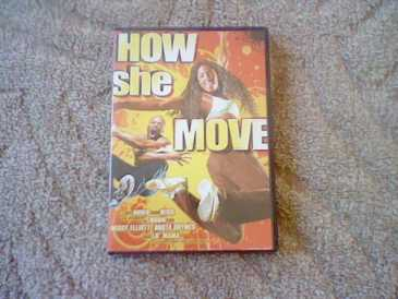 Foto: Verkauft DVD Drama - Romantisch - DVD HOW SHE MOVE