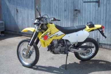 Verkauft motorrad suzuki suzuki 400 drz enduro 4 600 eur 5 729 usd