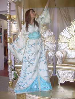 Verkauft kleidung frauen caftan caftan takchita robe de soiree