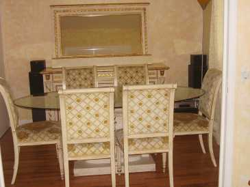 eine kleinanzeige lesen verkauft m bel versace. Black Bedroom Furniture Sets. Home Design Ideas